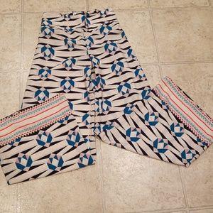 Bar III wide leg pants